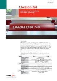 :avalon N4; English; Leaflet