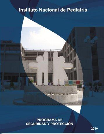 Plan Maestro de Gestión y Seguridad de las Instalaciones - Instituto ...