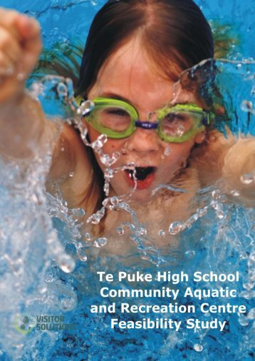 Te Puke Recreation and Aquatic Centre Feasibility Study