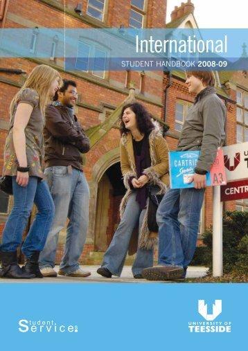 International - University of Teesside