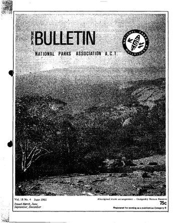 Vol 18 No 4 Jun 1981 - NPAACT