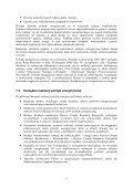 Polityka energetyczna Polski do 2030 roku - Ministerstwo Gospodarki - Page 5