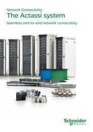 Actassi catalogue - Schneider Electric
