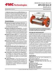 MPU 600 Série B - Measurement Solutions