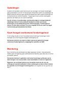 Voorkomen is beter dan genezen - Platform Fundering - Page 4