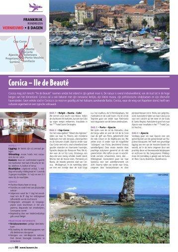 corsica 2014 - Lauwers