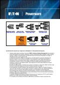 vantaggi e benefici dei gruppi di continuita' eaton - Gfo Europe S.p.A. - Page 3