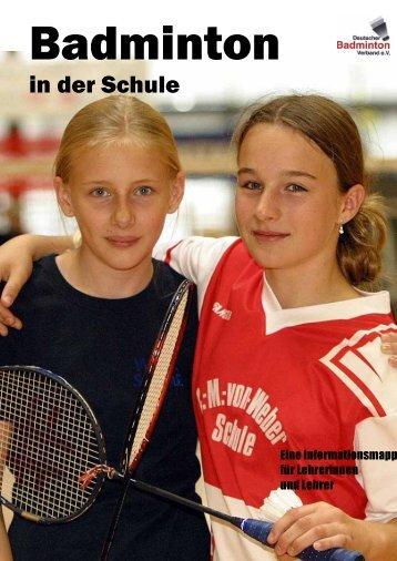 Badminton Schule