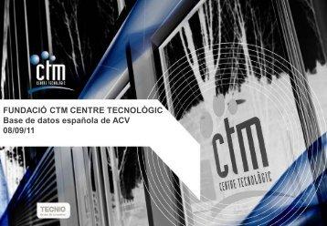 Fundació CTM Centre Tecnològic - ICTA