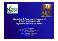 Benefits & Economic Impact of RBAC & Real-World Implementations ...