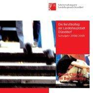 Deine Chance im Berufskolleg - Stadt Düsseldorf