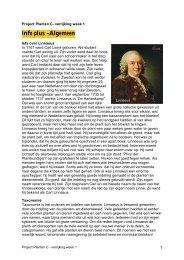 Info plus –Algemeen - Alles-in-1