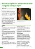 Rohroberflächen- Temperaturmessungen - WIKA Argentina SA - Seite 4