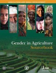 Gender in Agriculture Sourcebook - World Bank Internet Error Page ...