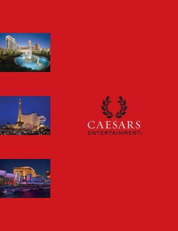 Download About Us - Caesars Entertainment