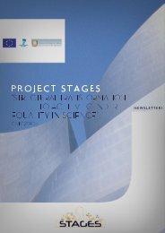 PROJECT STAGES - Rete Pari Opportunita