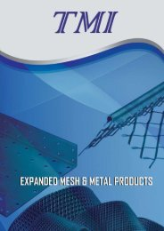 Expanded Mesh & Metal Products Brochure - AEC Online