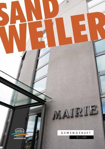 Sandweiler Gemengebuet 2010 n°2