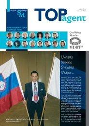 TOP agent Novice FEB 06-3 - Agencija Mori doo