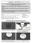LIGHTVAULT® - LTV71 LED Installation Instructions - Kim Lighting - Page 2