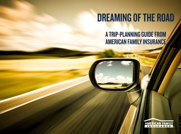 Dreaming of the Road E-book - American Family Insurance