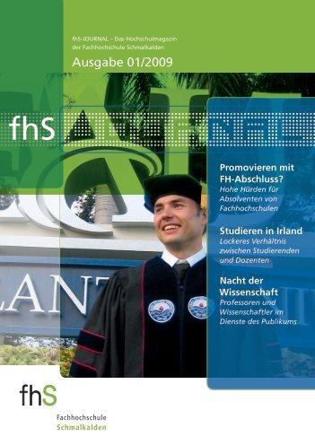 Campus - Fachhochschule Schmalkalden