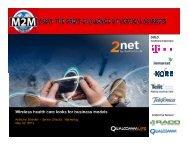 Conference Sponsors: Conference Sponsor: - Telecom