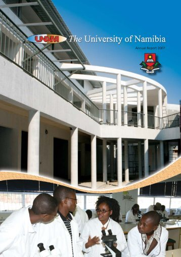 Annual Report 2007 - University of Namibia