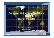 European Union Satellite Centre