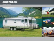 Travel Trailers - Airstream