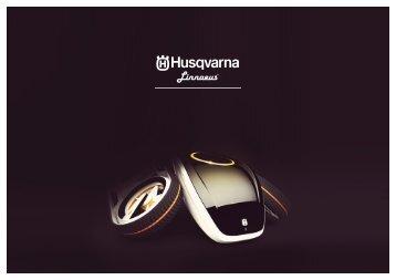 HUSQVARNA DESIGN DEPARTMENT ... - Husqvarna Group