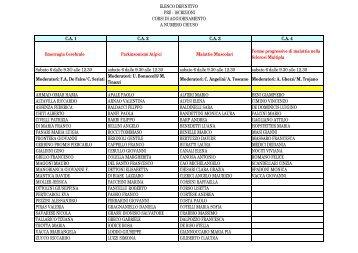 corsi di aggiornamento da anna agg. 24 SETTEMBRE 2012