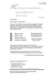 Spargel deutsch-englisch 2011 - Kurhotel an der Obermaintherme