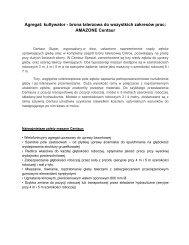 AMAZONE Centaur - Tech-Kom