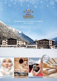 Journal des vacances d'hiver  2011/2012 - Hotel Karwendel