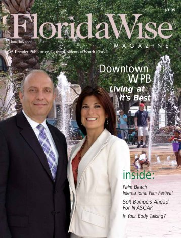 June/July 2006 - Florida Wise