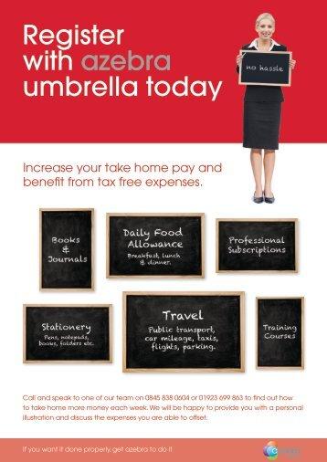 Register with azebra umbrella today - Teaching Jobs
