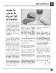 Pèlerins d'ailleurs - Mouvement des Cursillos Francophones - Page 5