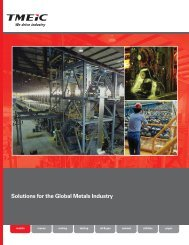 Solutions for the Global Metals Industry