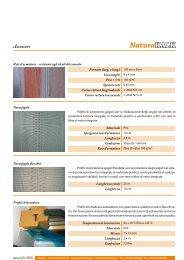 NaturaKALK accessori - Naturalia Bau