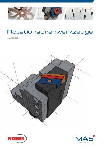 Rotationsdrehwerkzeuge - MAS Tools & Engineering