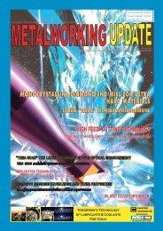 Metalworking Update # 18 p2-p11.pmd - Factory Max CO., LTD