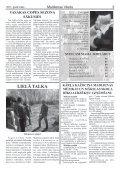 Madlienas Vēstis - Ogres novads - Page 3