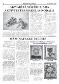 Madlienas Vēstis - Ogres novads - Page 4