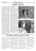 Madlienas Vēstis - Ogres novads - Page 5