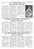 Madlienas Vēstis - Ogres novads - Page 6