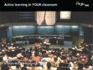 Education - Mazur Group