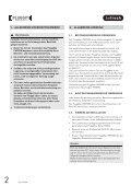 BIA- Betriebs und Installationsanleitung PluggMar Wand - Pluggit - Seite 4