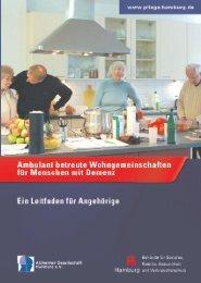 Ambulant betreute Wohngemeinschaft für Menschen mit ... - Hamburg