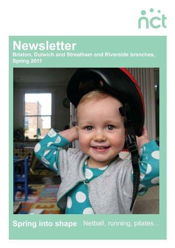 Newsletter - Mandy Mazliah